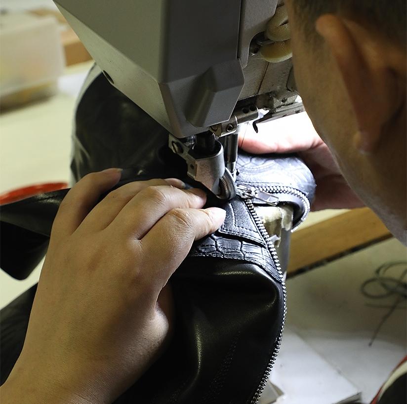 Boot Making 8