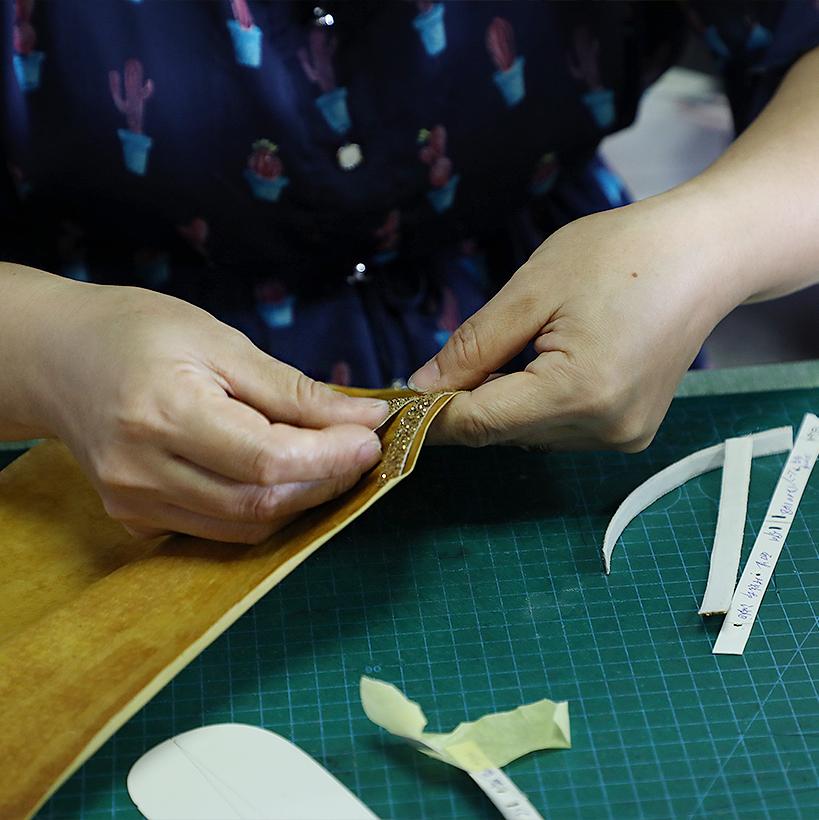 Heel Making 6