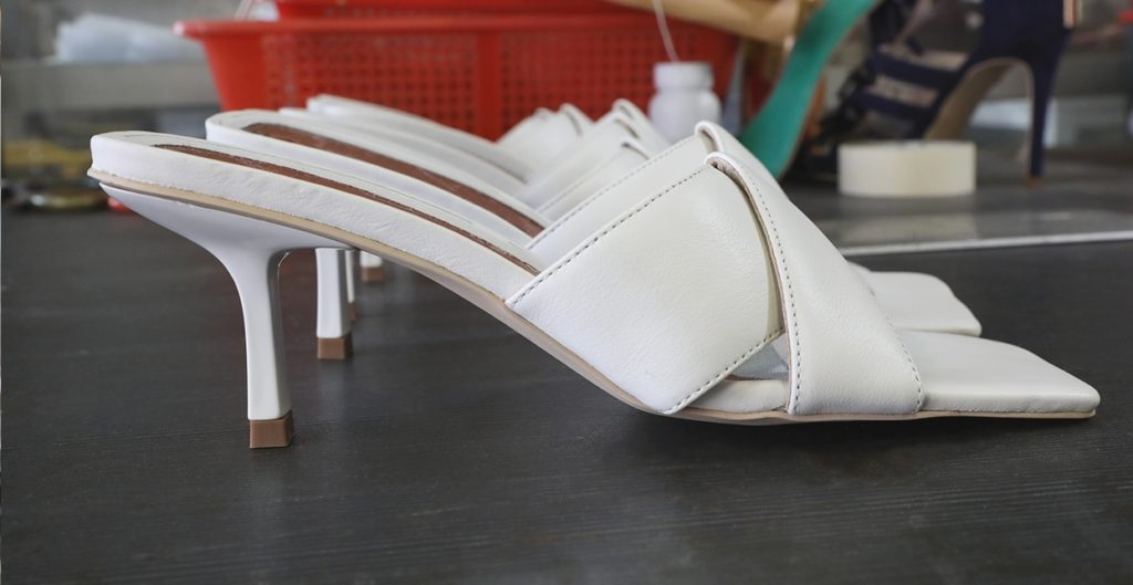 Shoe Protype Making Progress 主页面1