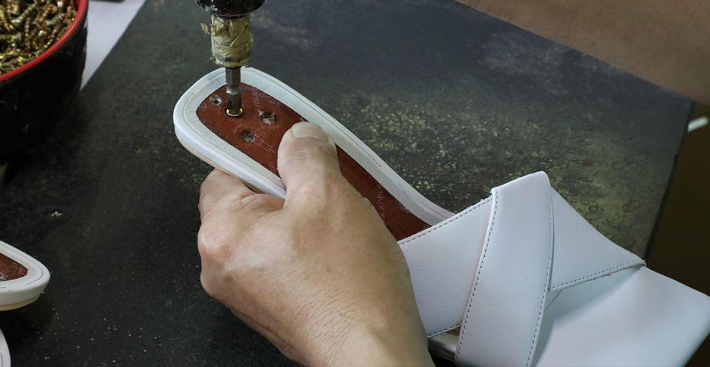 Shoe Protype Making Progress 主页面5