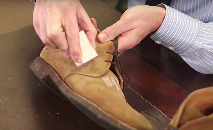 Shoe Care Guide 011