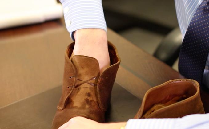 Shoe Care Guide 013