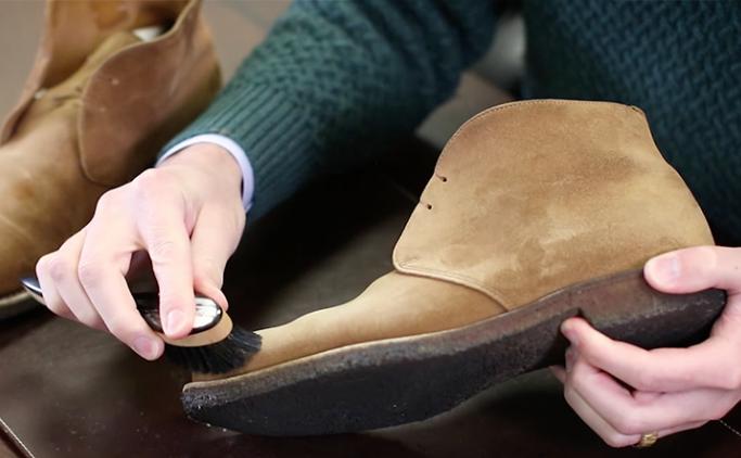 Shoe Care Guide 014