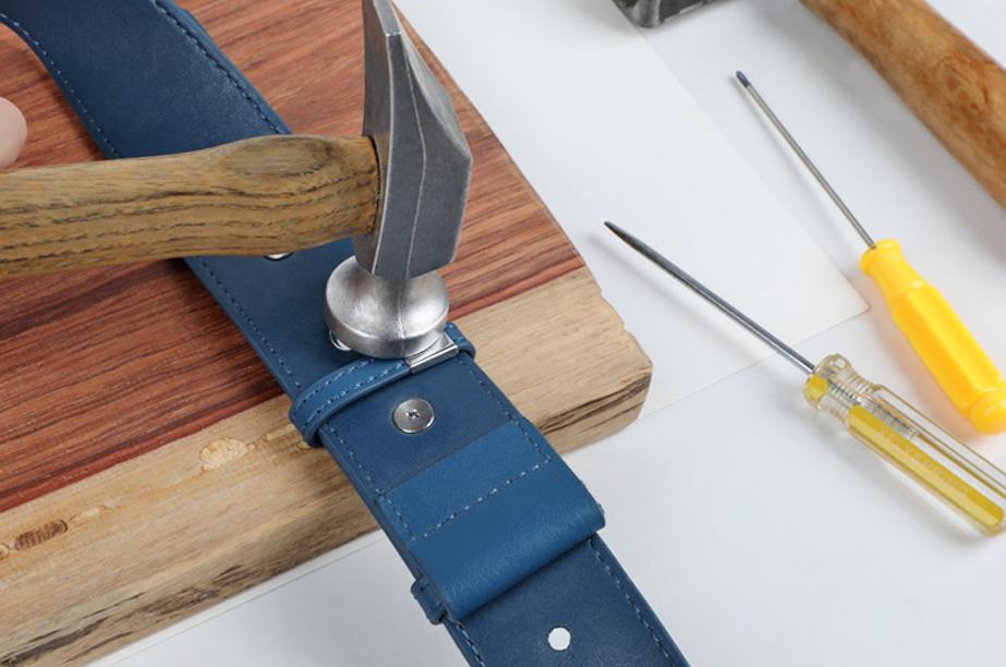 Belt Making 8